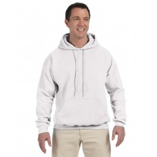 G125 Prime Plus Gildan Adult DryBlend® Adult 50/50 Hood - White