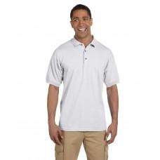 G380 Gildan Adult Ultra Cotton® Adult Piqué Polo - Ash