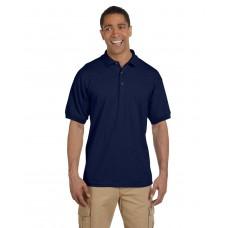 G380 Gildan Adult Ultra Cotton® Adult Piqué Polo - Navy Blue