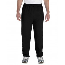 G182  Gildan Adult Heavy Blend™ Adult 50/50 Sweatpants - Black