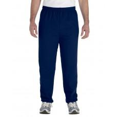 G182  Gildan Adult Heavy Blend™ Adult 50/50 Sweatpants - Navy Blue