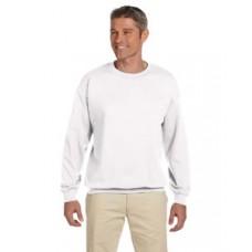 G180 Gildan Adult Heavy Blend Sweat Shirt - White