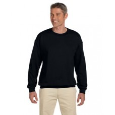 G180 Gildan Adult Heavy Blend Sweat Shirt - Black