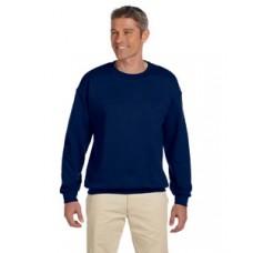 G180 Gildan Adult Heavy Blend Sweat Shirt - Navy Blue